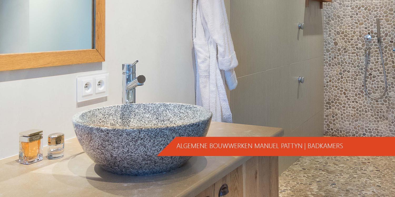 Header diensten badkamers